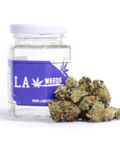 LA Weeds London Pound Cake