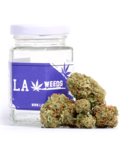 LA Weeds Papaya Punch