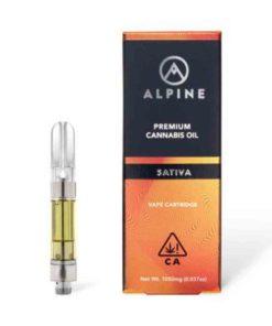 Alpine Vape Cartridge Tangie 1g