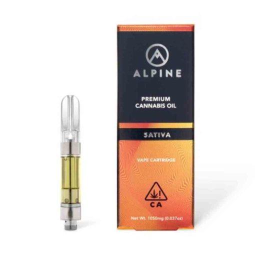 Alpine Vape Cartridge Jack Herer 1g