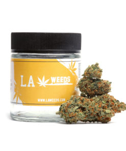 LA Weeds Blucifer