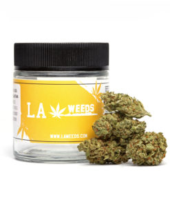 LA Weeds Green Crack
