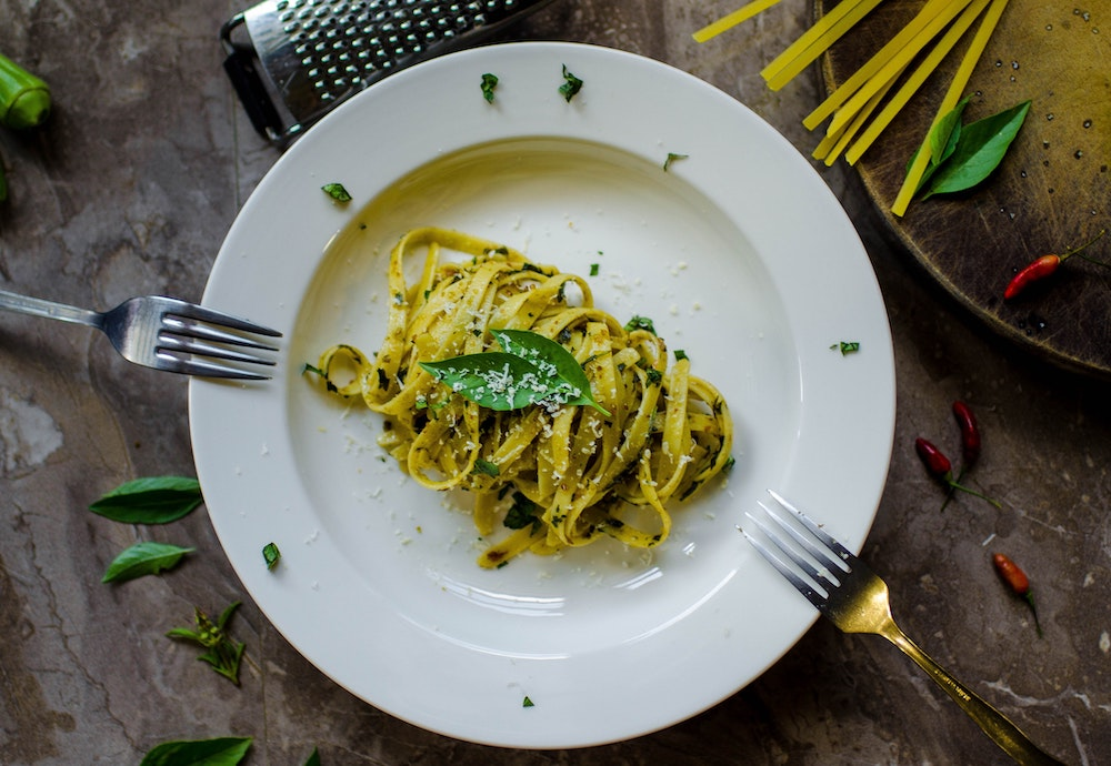 Weed Infused Pasta? Yes, Please!