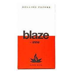 Blaze King Size Rolling Paper 32 sheets