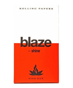 Blaze King Size Rolling Paper 32 sheets