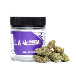 LA Weeds Ice Cream Cake