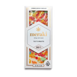 Meraki Tutti Fruitti Cannabis Infused Chocolate