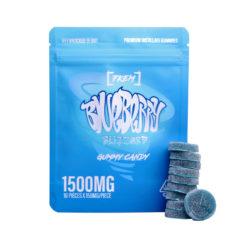 FKEM Blueberry Blizzard Gummies