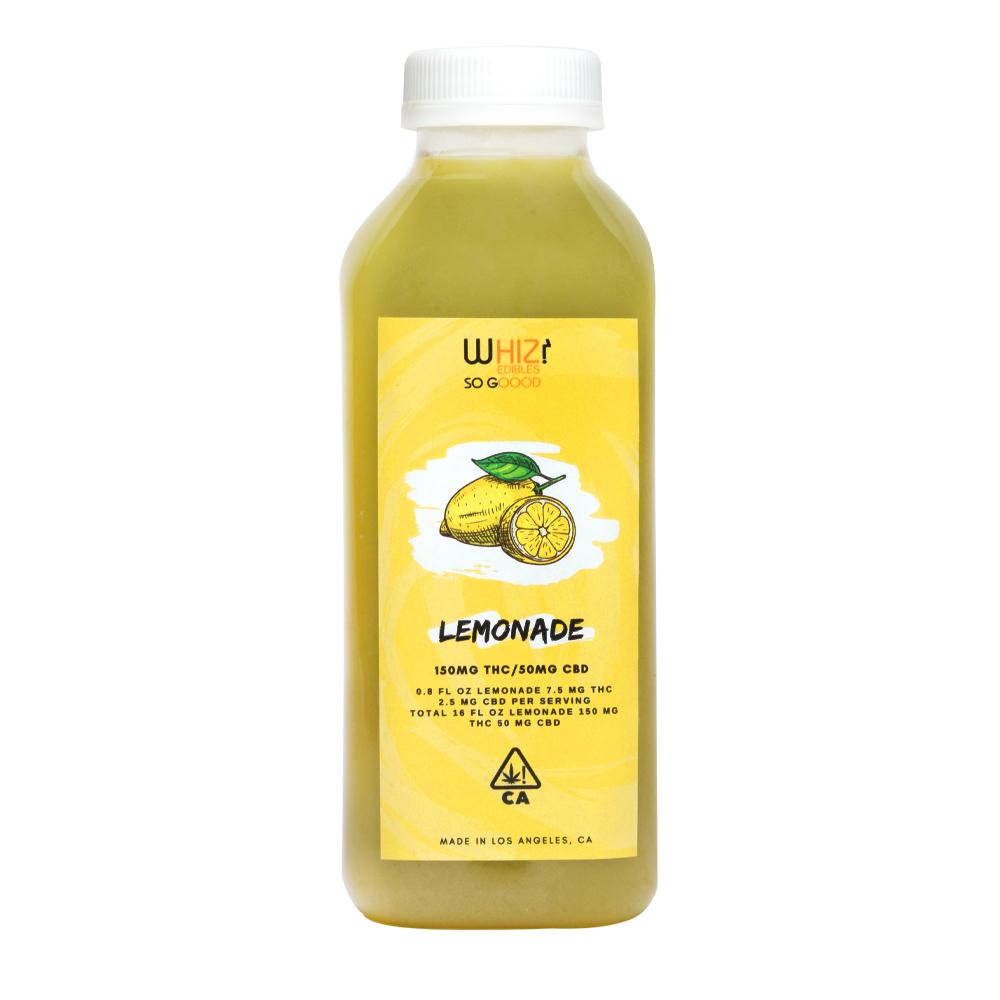 Whiz Edibles Lemonade