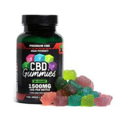 Hemp Bombs CBD Gummies High Potency