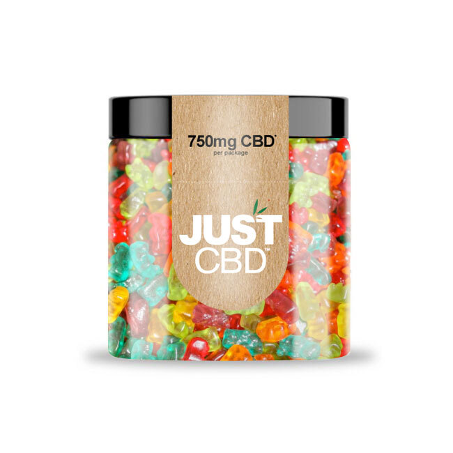 Just CBD Gummies 750mg