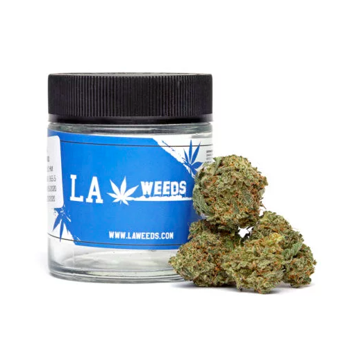 LA Weeds Flo White