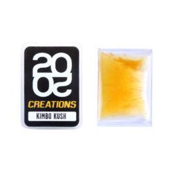 2020 Creations Kimbo Kush Shatter