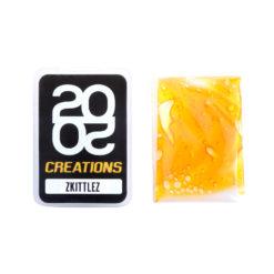 2020 Creations Zkittlez Shatter