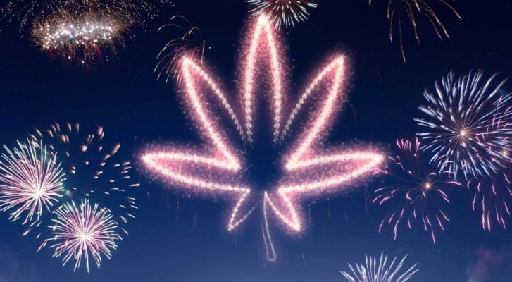 Best Cannabis Strains for 4th of July 2021