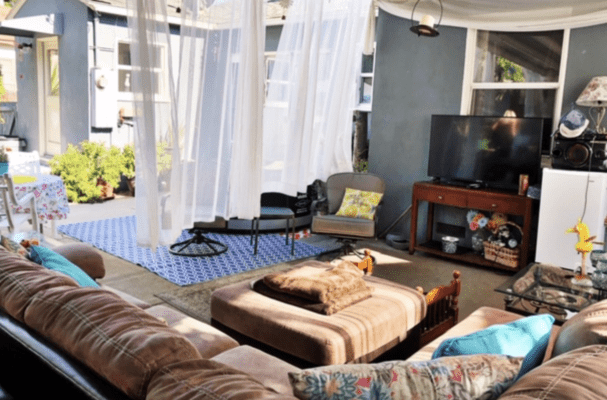 420 airbnb los angeles